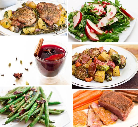 Holiday Recipe Roundup 2011 // wishfulchef.com