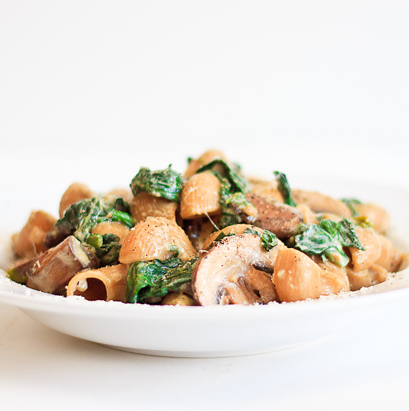Pasta with Mascarpone