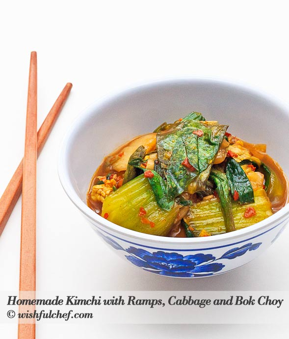 Kimchi Ramps