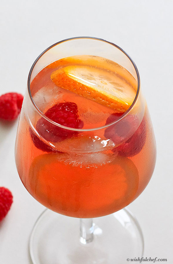 Summer Rose Sangria 2