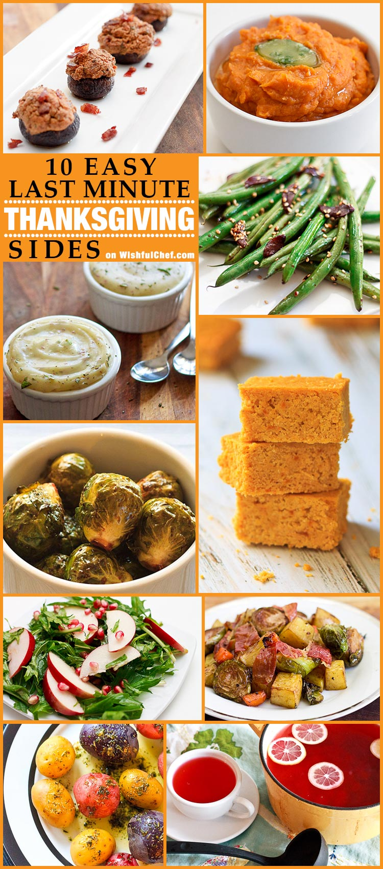 10 Easy Last Minute Thanksgiving Sides