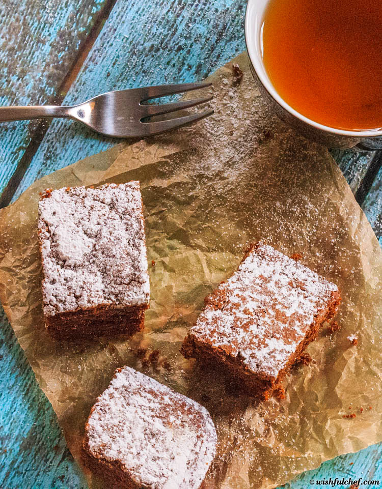 German Gingerbread Cake