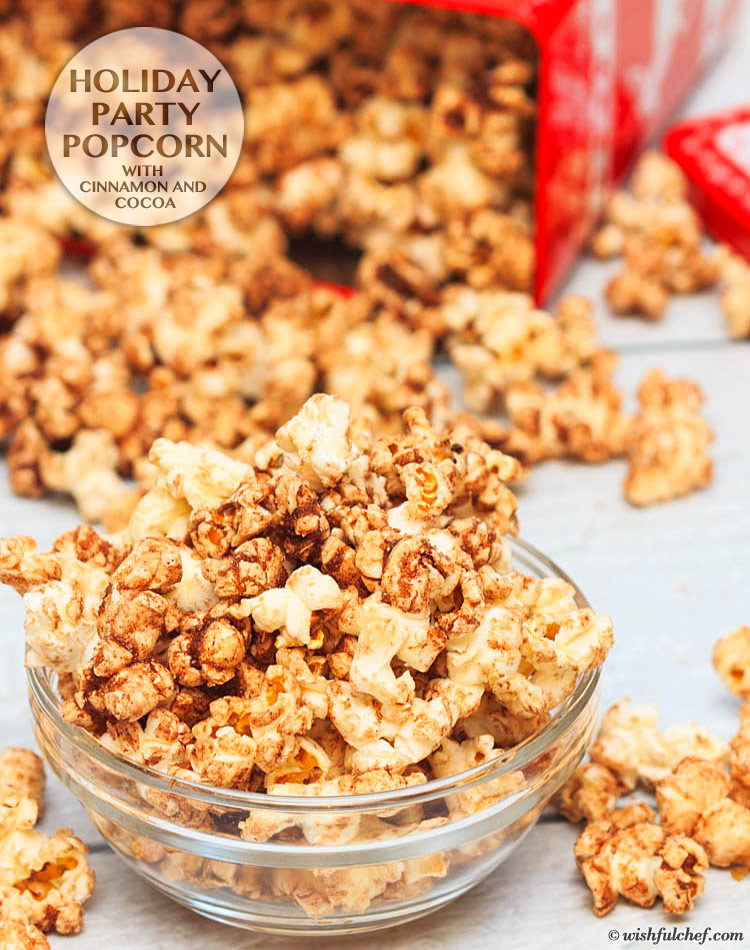 Holiday Party Popcorn