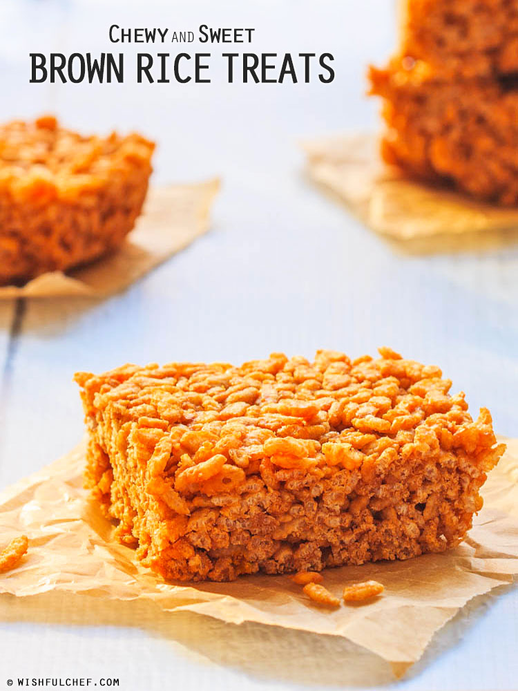 Brown Rice Bars