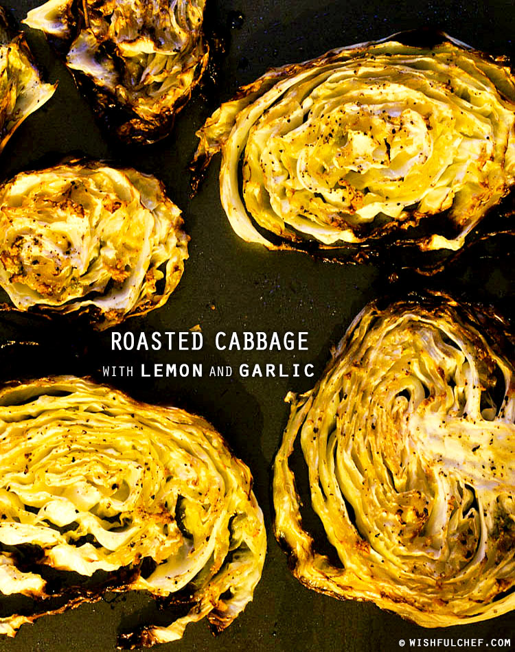 Roast Cabbage