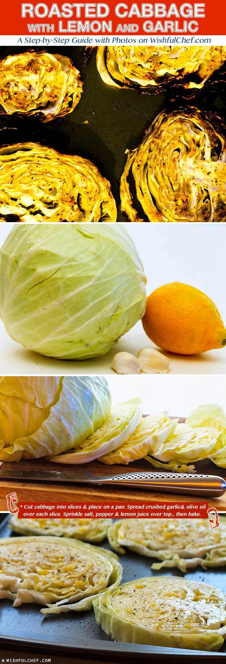 Roast Cabbage