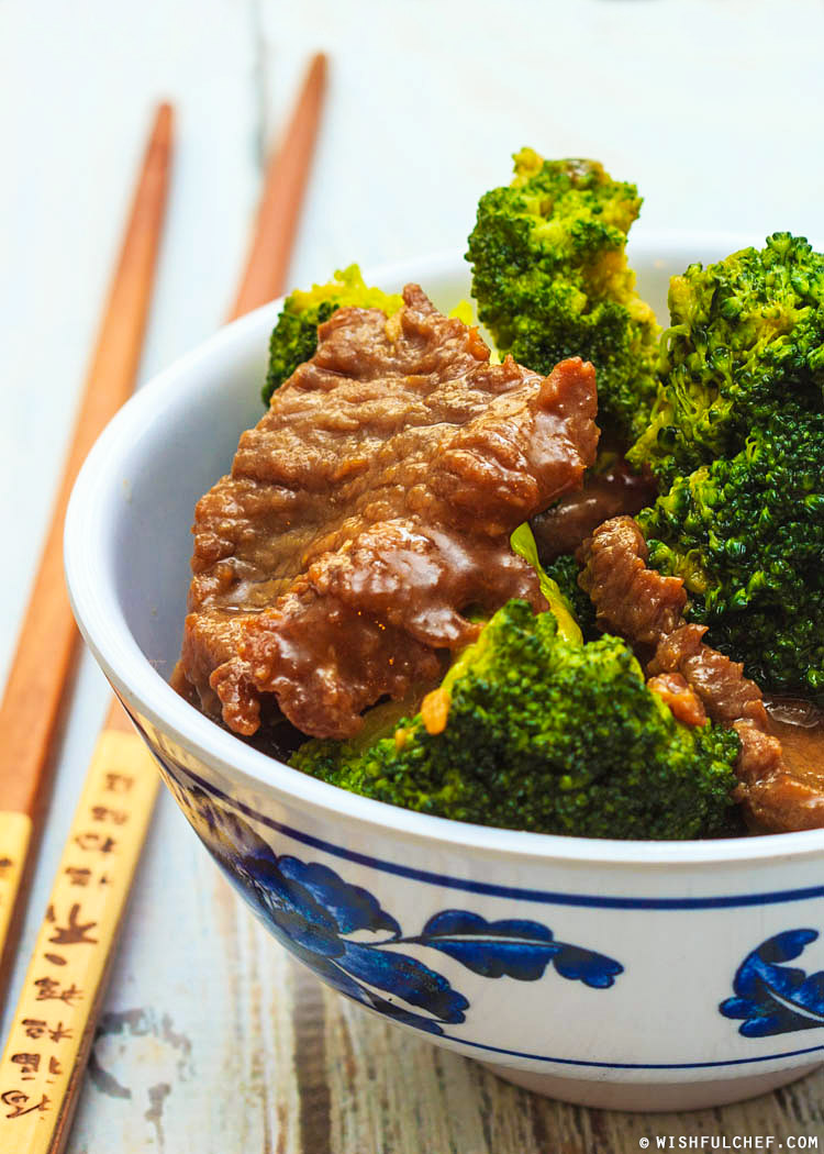 Beef Broccoli Stir Fry