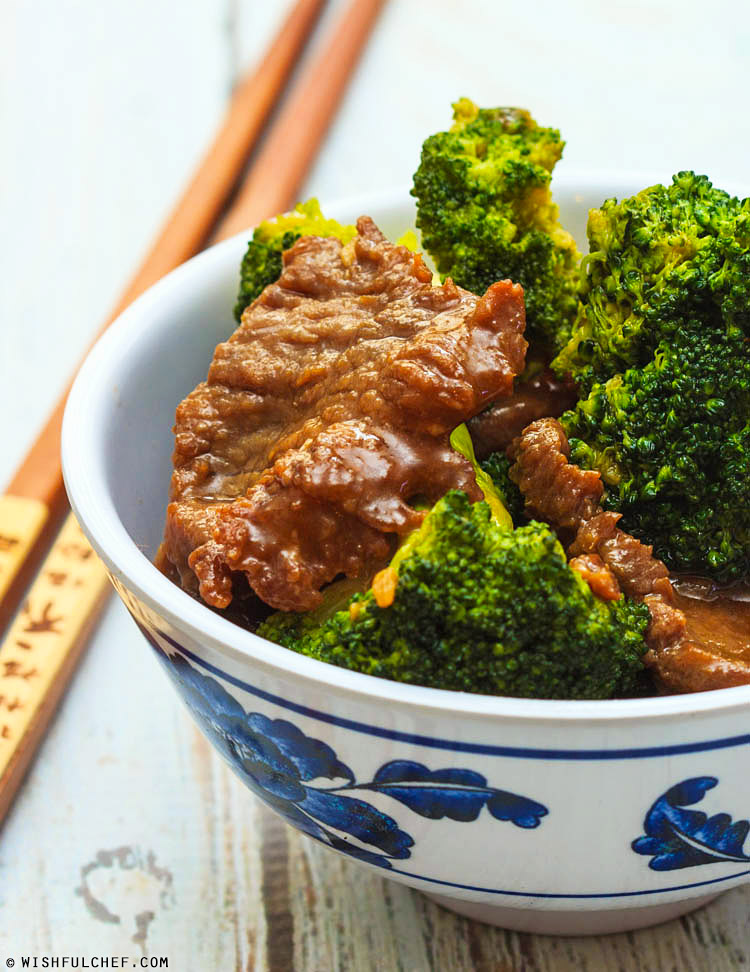 Easy beef and broccoli stir fry wishful chef forumfinder Image collections